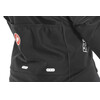 Castelli Perfetto Convertible Jacket Men light black